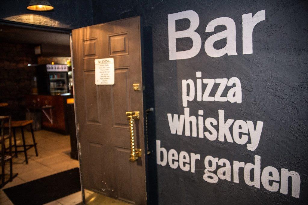 Bar Facebook page
