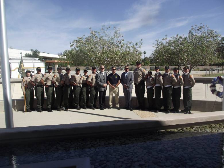 images/Memorial for Gil Vega and Lesley Zerebny at College of the Desert/CODMemorial8