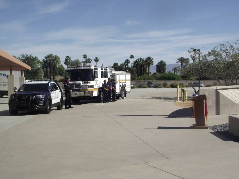 images/Memorial for Gil Vega and Lesley Zerebny at College of the Desert/CODMemorial9