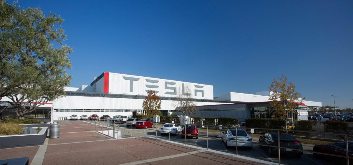 Courtesy of Tesla