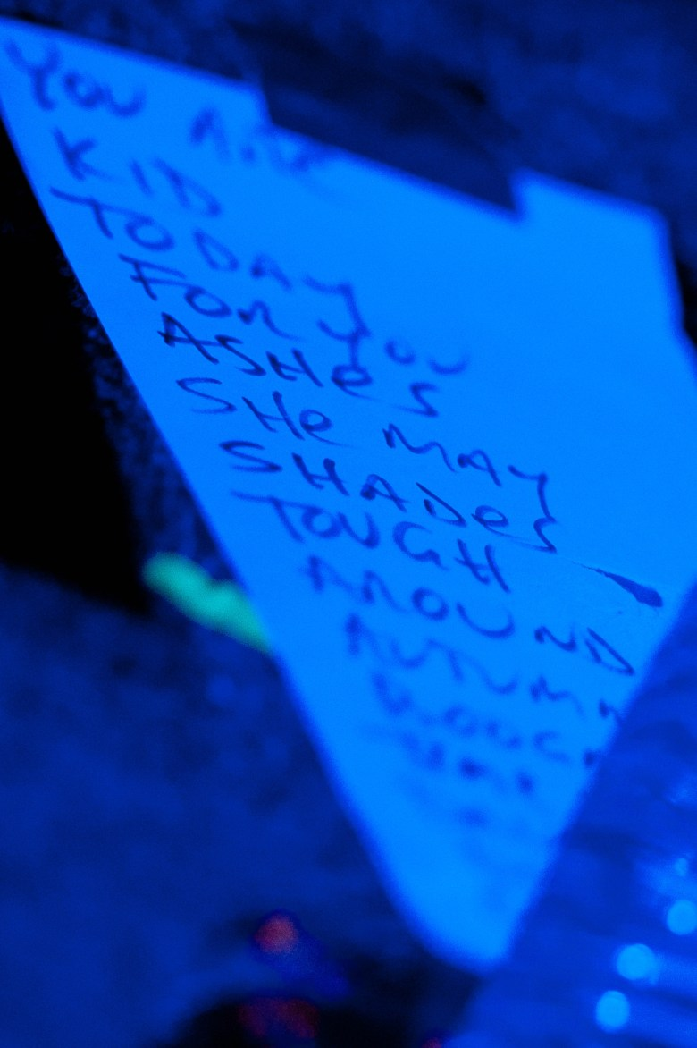 images/Yo La Tengo at Pappy and Harriets/SetList