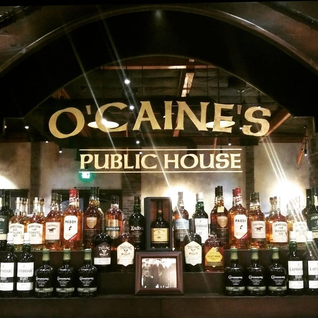 O'Caine's Facebook