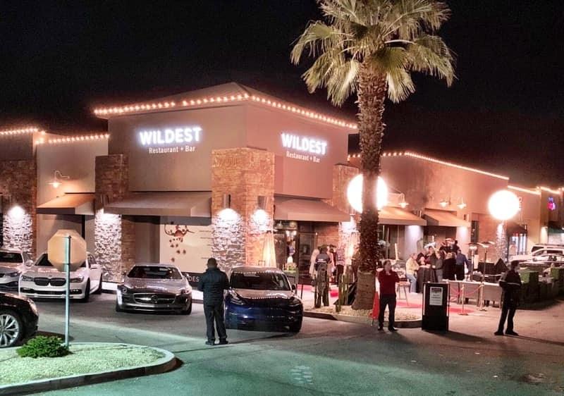 Wildest Restaurant + Bar Facebook
