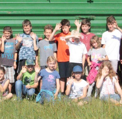 29.-30.07.2016 Übernachtung im Unterensinger Outback