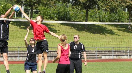 01.-02.07.2017 Volleyball Jubiläumsturnier – 25 Jahre