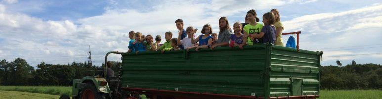 08.-09.08.2014 Kindersommerferienprogramm