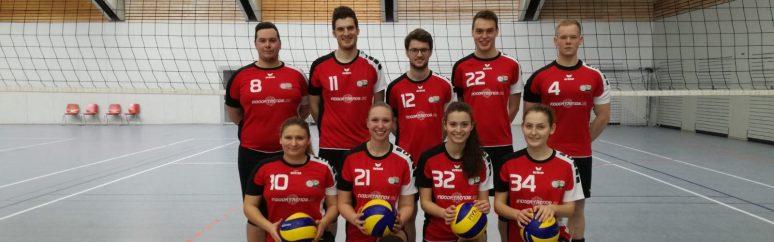 28.04.2019 Blocken, Baggern, Schmettern und co – die Volleyball Story