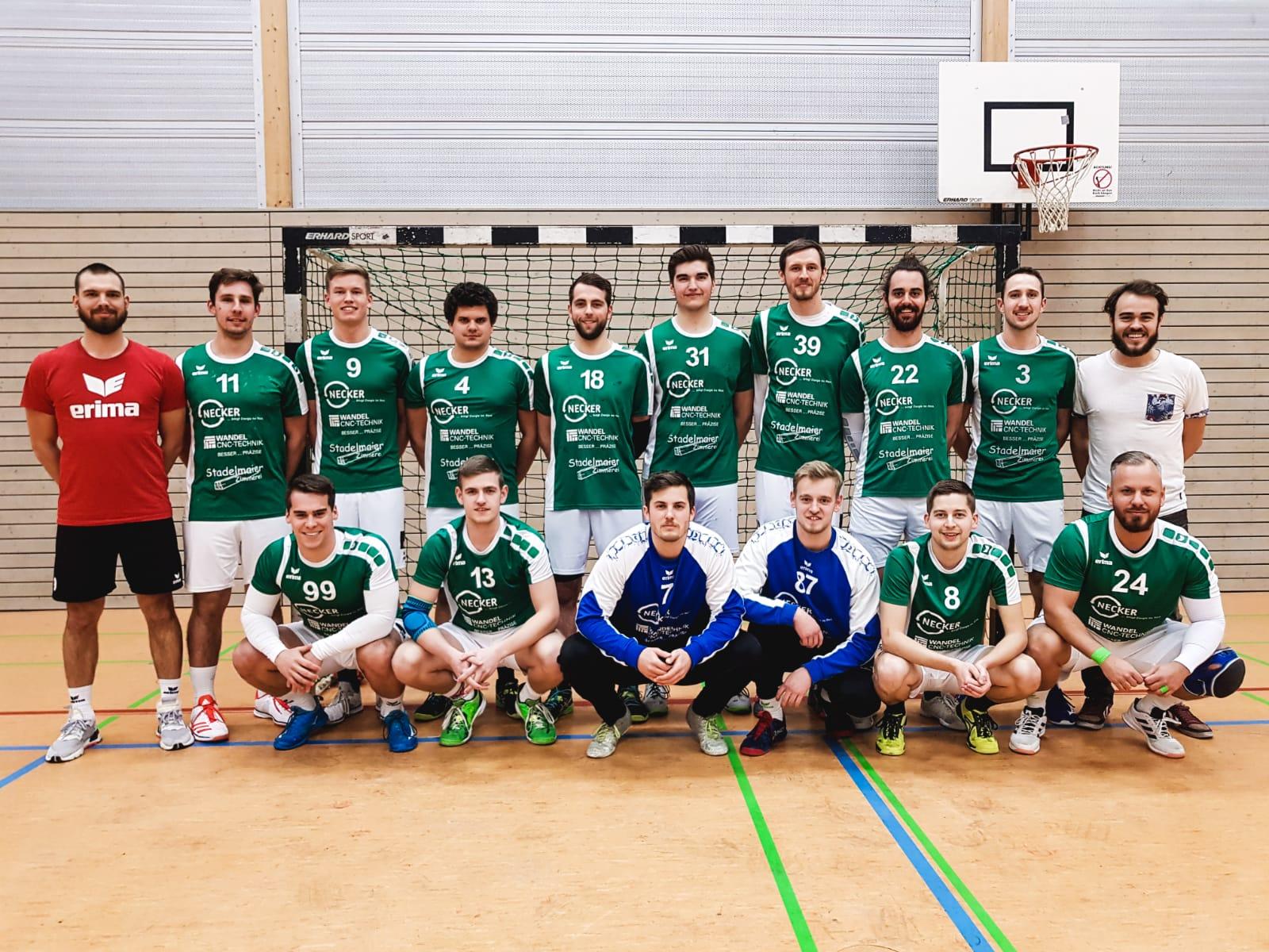 Erste Mannschaft CVJM Walddorfhäslach