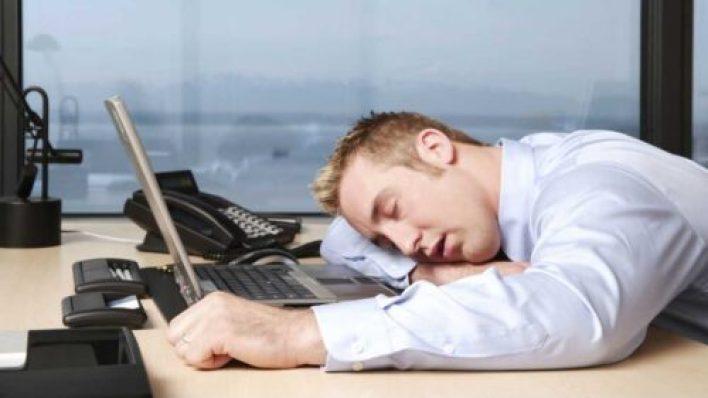 Как избавиться от хронической усталости на работе
