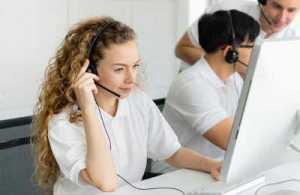 Профессия оператор Call-центра