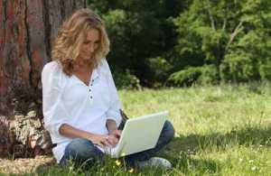 Работа блоггером, автором блога (блогер)