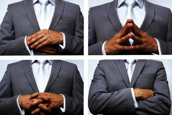 Заставьте невербальное общение работать на вас при собеседовании