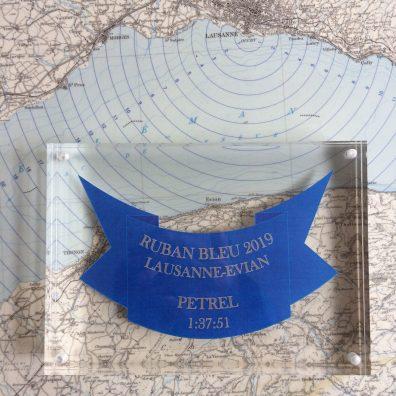 Challenge Ruban Bleu 2019 : Pétrel en 1h 37m 51s