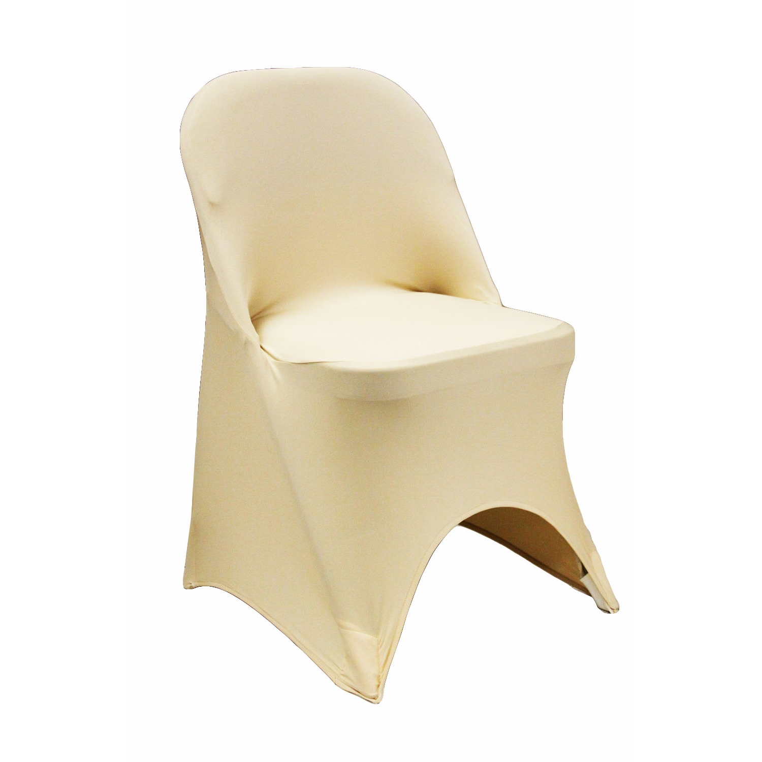 Champagne Chair Covers Folding Spandex Chair Cover Champagne Deal Of The Week Ends 02 15