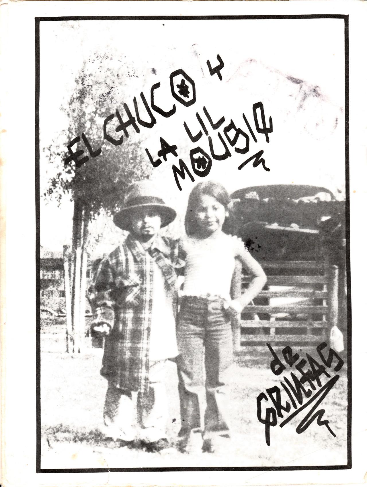 Portraits Of… 70's & 80's CHOLAS & CHOLOS…Mi Vida Loca