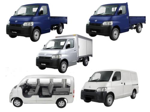 Spesifikasi Daihatsu Gran Max