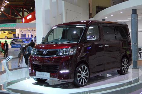 Spesifikasi Daihatsu Luxio