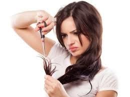 Cara Memperbaiki Rambut Kering