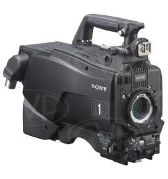 buy sony hdc 1700 u hdc1700 multi format hd system portable camera with 16bit a d converter and smpte 1 5g fibre interface [ 1080 x 1080 Pixel ]