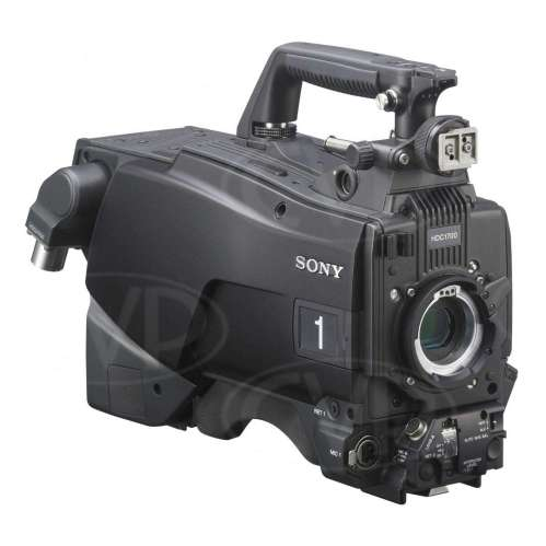 small resolution of buy sony hdc 1700 u hdc1700 multi format hd system portable camera with 16bit a d converter and smpte 1 5g fibre interface