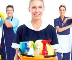 Auxilar de serviços gerais