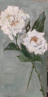 Linn Bower: Cottage Roses II