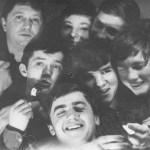 Владимир Поболь с кружковцами