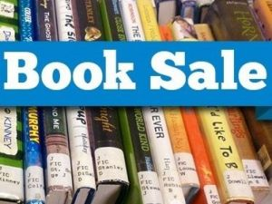 Book Sale-Buckingham @ VFW Building