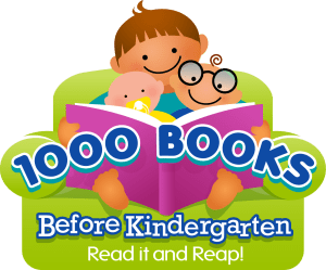 1000 Books Before Kindergarten Kick-off (Buckingham) @ Buckingham Library