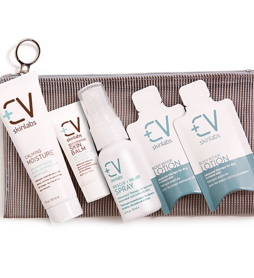 CV Skinlabs Travel Pouch