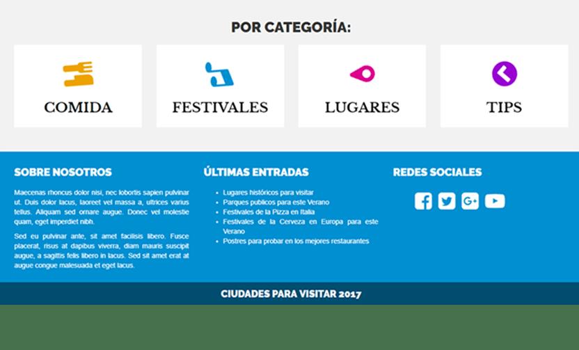 categorias