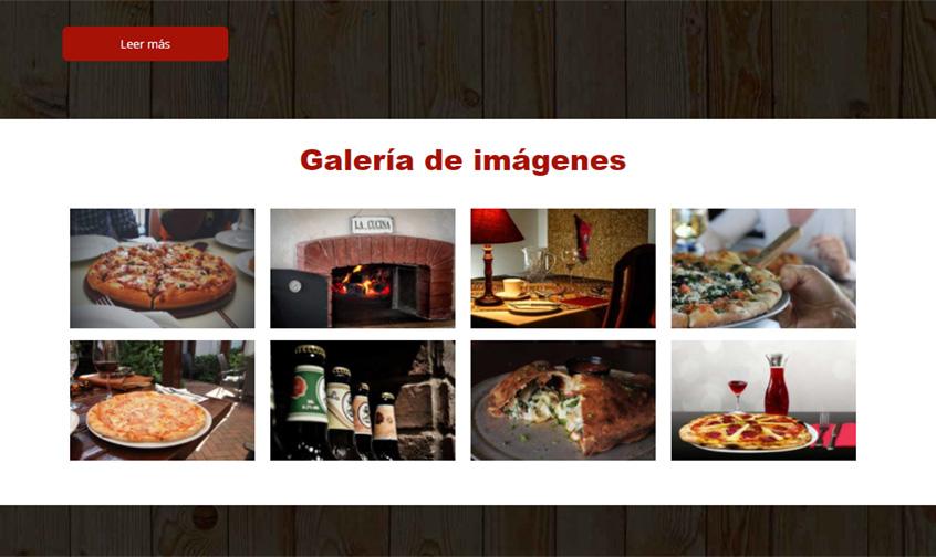 pizzeria galeria