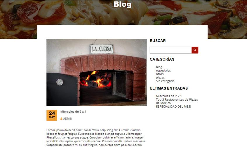 pizzeria blog