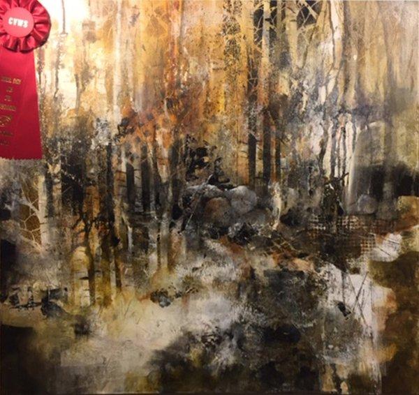 Open Presentation, 2nd Place - Kathleen Scoggin - Forest Floor