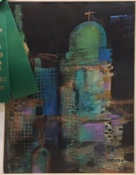 Traditional Presentation, Honorable Mention - Connie Zane - Midnight in Midtown