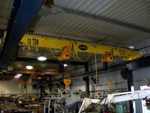 FreeStandingMultiple BridgeCranes