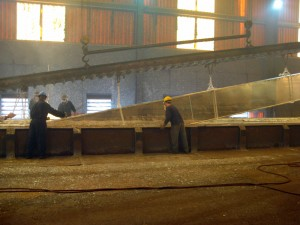 Galvanizing Facility
