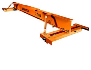 Top Running Single Girder
