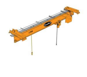 Under Hung Single Girder