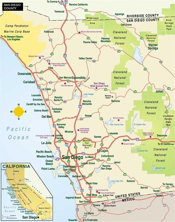 Carlsbad State Beach Camping Map : carlsbad, state, beach, camping, Service, Carlsbad