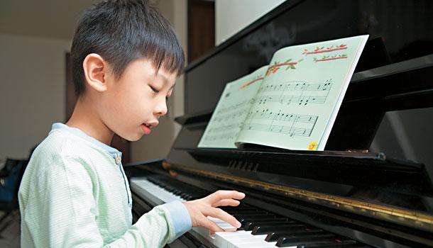如何健康地「Push」孩子練琴? - 康健雜誌