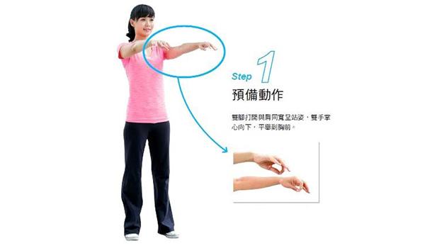 啟動臟器自癒力!掐指甩手經絡操 - 康健雜誌