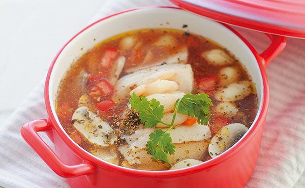 燜燒罐料理:番茄海鮮魚片湯 - 康健雜誌