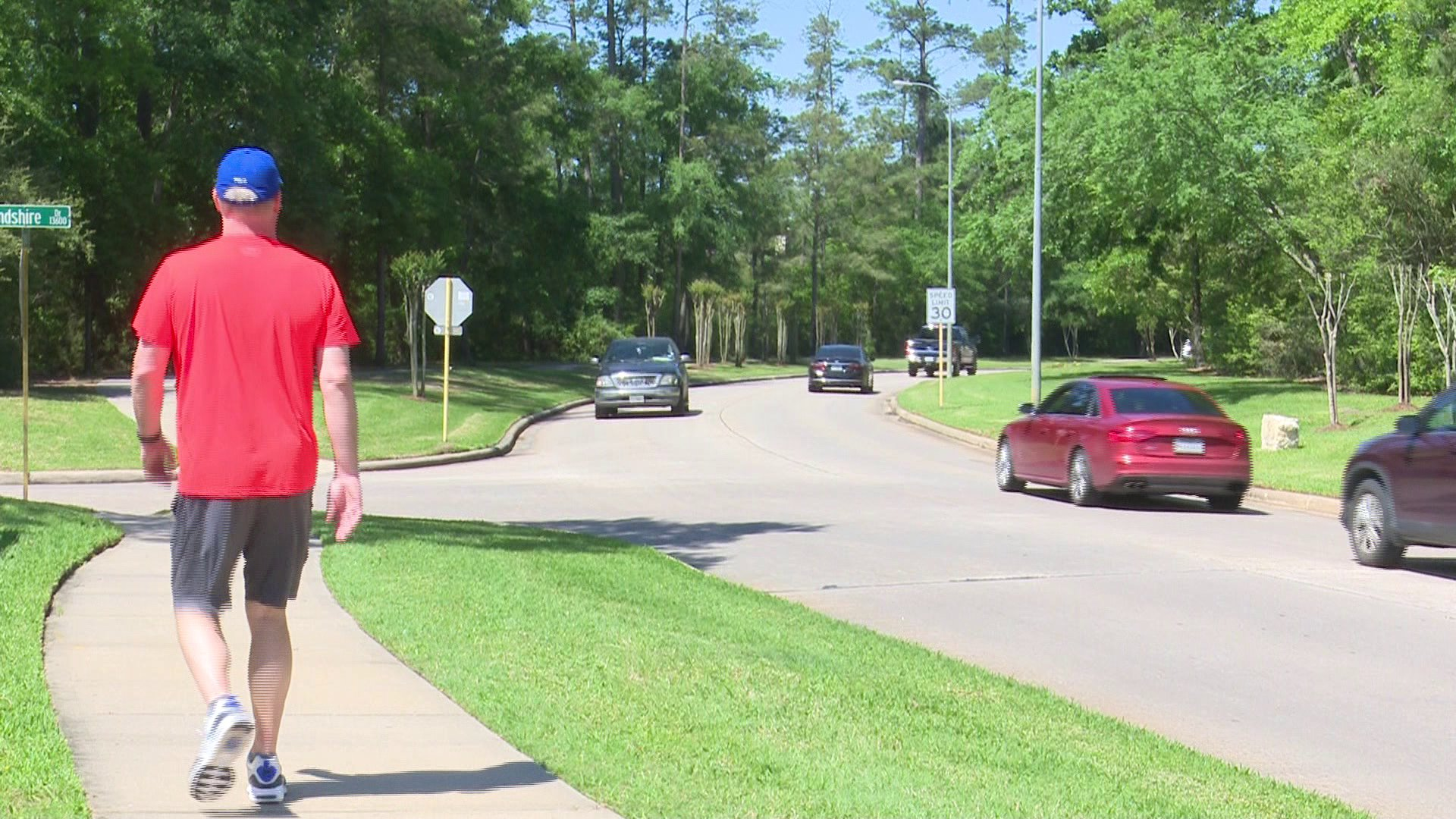 Naked man on the loose in Cypress— and he has every legal