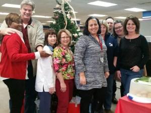 Grand Rapids Design Layout members donate to local charities.