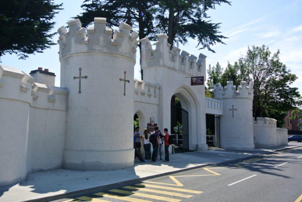 Caulfield Wright Architects dublin architecture ireland cinservation