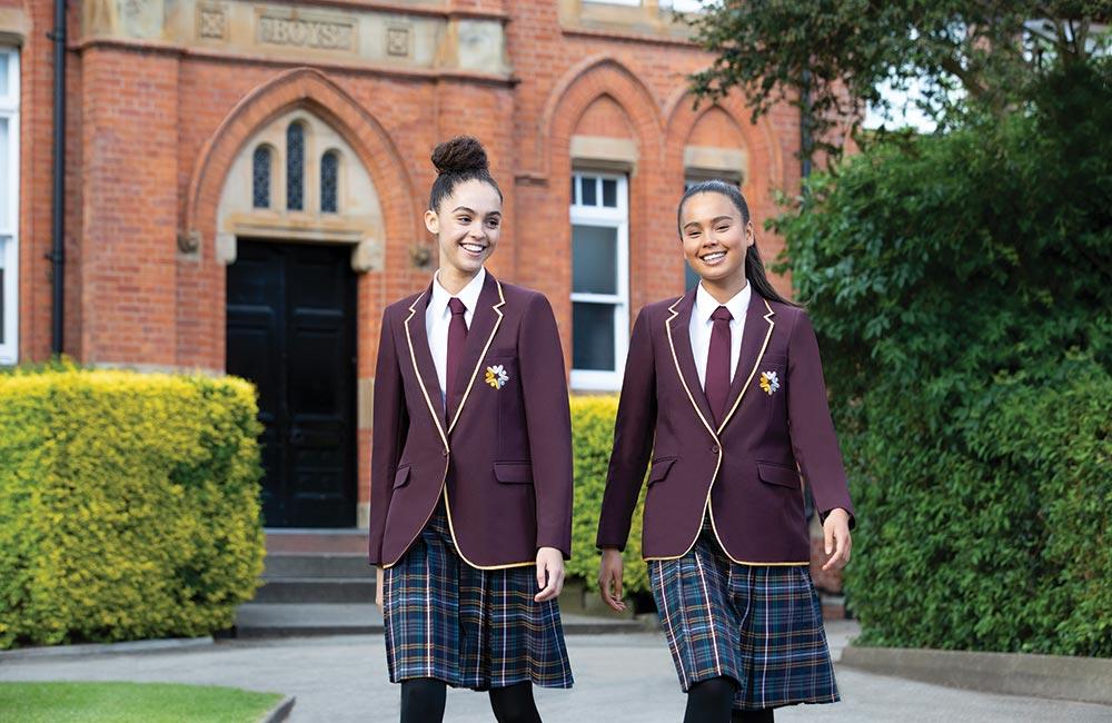 Trutex Girls SNR Tartan Kilt Skirt