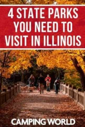 4 state parks you need to visit in Illinois