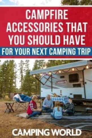 Campfire accessories that you should have for your next camping trip