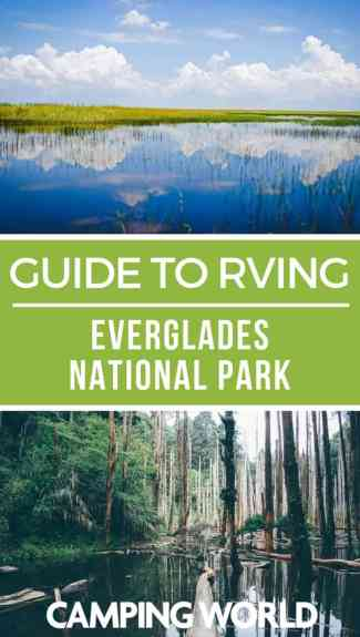 Camping World's Guide to RVing Everglades National Park